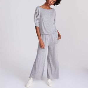 Lou & Grey Tucked Jumpsuit Sz XS